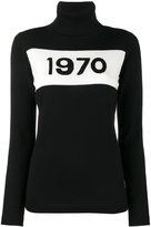 Bella Freud 1970 turtle neck jumper - women - Wool - XS
