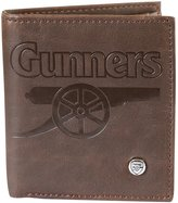 Arsenal Football Club Official Soccer Gift Luxury Faux Leather Wallet