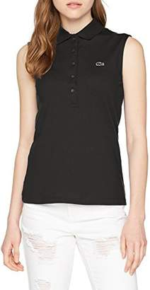 Lacoste Women's PF8471 Polo Shirt,8 (Size: 8)