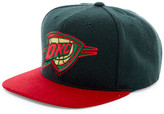Mitchell & Ness OK City Brushed Holiday Snapback