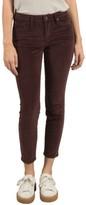 Volcom Women's Corduroy Ankle Skinny Jeans
