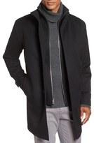Peter Millar 'Old Sebastian' Wool Overcoat