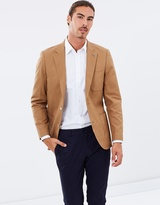 Brooksfield Textured Plain Blazer