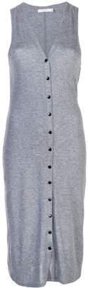 Rag & Bone buttoned jersey dress