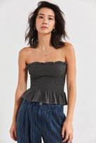 brand Truly Madly Deeply Truly Madly Deeply Loren Smocked Tube Top