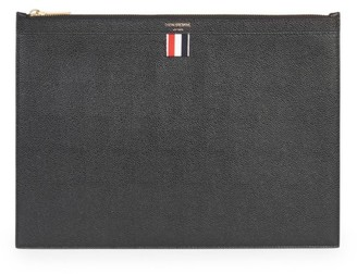 Thom Browne Medium Leather Document Holder