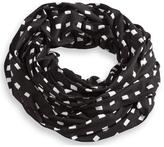 Mud Pie Black Nursing Scarf