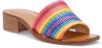 Lucky Brand Frijana Slide Sandal