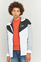 Nike Black And White Windrunner Jacket