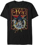 Star Wars Old School Comic T-Shirt
