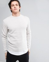 Jack and Jones Silk Mix Sweater