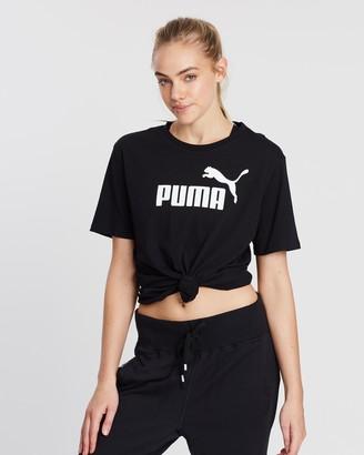 Puma Boyfriend Logo Tee