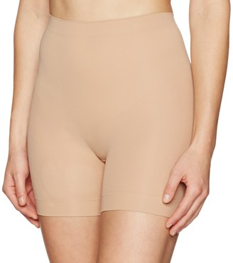 Arabella Women's Seamless Smoothing Shapewear Short with Tummy Control