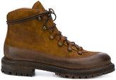 Silvano Sassetti chunky lace-up boots
