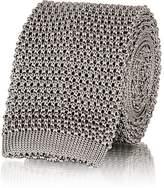 Ralph Lauren Purple Label Men's Crocheted Silk Grenadine Necktie