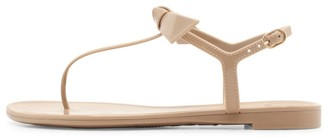 Alexandre Birman Clarita Bow Jelly Sandals