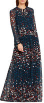 BCBGeneration Floral Printed Maxi Dress