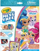 Crayola Shimmer & Shine Color Wonder Glitter Set
