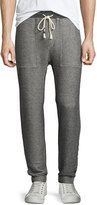 Sol Angeles Roma Jogger Pants, Medium Gray