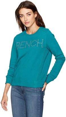 Bench Women's Embro Crew Neck Sweatshirt