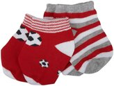 Country Kids Soccer Striped (Baby)-Assorted-0-3 Months