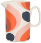 Orla Kiely '70s Flower Pitcher
