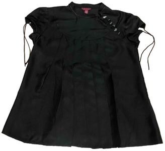 Ted Baker Black Silk Top for Women