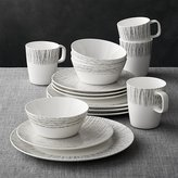 Crate & Barrel Ito 16-Piece Dinnerware Set