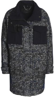 Belstaff Felt-trimmed Tweed Jacket