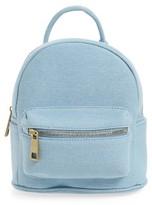 Street Level Mini Backpack - Blue