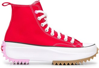 Converse Run Star Hike high-top trainers