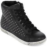 JCPenney Olsenboye® Jenkins Studded High-Top Sneakers