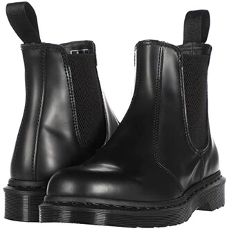 Dr. Martens 2976 Mono Smooth Leather Chelsea (Black) Shoes