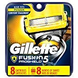 Gillette Fusion ProShield Men's Razor Blade Refills, 8 Count, Mens Razors / Blades