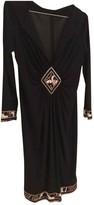 Leonard Black Silk Dress for Women