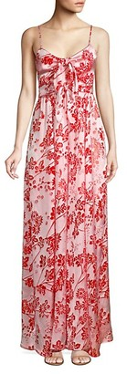 LIKELY Campbell Floral Wide Leg Jumpsuit