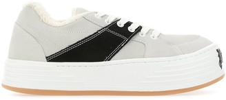 Palm Angels Snow Low-Top Sneakers
