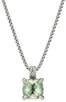 Thumbnail for your product : David Yurman Chatelaine Pendant Necklace with Gemstone & Diamonds/11mm