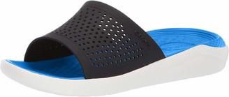 Crocs unisex adult Literide Slide Flat Sandal