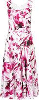 Jacques Vert Soft Print Dress
