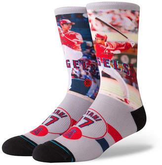 Stance Shohei Ohtani Los Angeles Angels Player Crew Socks