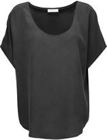 Equipment Etta silk-chiffon T-shirt