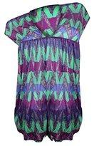 See by Chloe Women's Mint Multi Knit Top