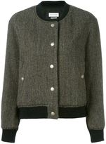Etoile Isabel Marant 'Handton' jacket - women - Cotton/Polyester/Acetate/Virgin Wool - 38