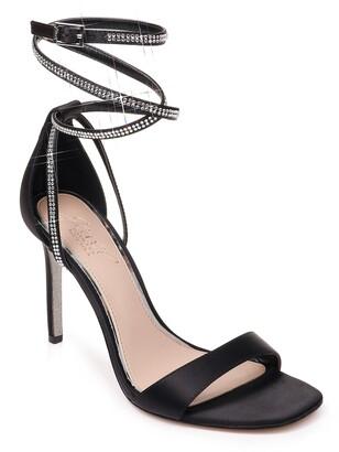 Badgley Mischka Shaylee Crystal Embellished Sandal