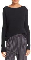 Vince Women's Rib Knit Raglan Sleeve Cashmere Sweater