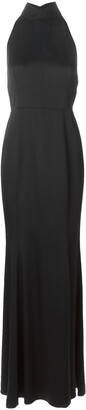 Jason Wu halterneck evening dress