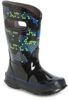 Bogs Toddler Boy's Axel Waterproof Rain Boot