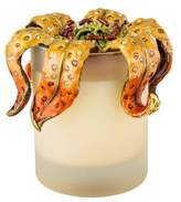 Jay Strongwater Embellished Candle Cover