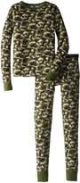 Hanes Big Boys' Thermal Underwear Set